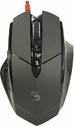 Bloody X`Glides Gaming Mouse <V7M71> (RTL) USB 8btn+Roll, коврик