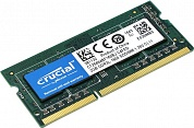 Crucial <CT25664BF160BJ> DDR3 SODIMM  2Gb <PC3-12800> CL11 (for NoteBook)