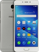 "Meizu M5 Note <M621H-16Gb> S/W (1.8+1GHz, 3Gb, 5.5""1920x1080 IPS, 4G+WiFi+BT, 16Gb+microSD, 13Mpx)"