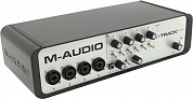 M-Audio M-Track QUAD (RTL) (Analog 4in/4out, MIDI in/out, 24Bit/96kHz, USB 2.0)
