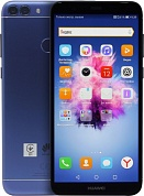 "Huawei P Smart FIG-LX1 <Blue> (2.36+1.7GHz, 3GB, 5.65"" 2160x1080 IPS, 4G+WiFi+BT, 32Gb+microSD,  13+2Mpx)"