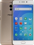 "Meizu M6 Note <M721H-64Gb> Gold (2GHz, 4Gb, 5.5""1920x1080 IPS,4G+WiFi+BT, 64Gb+microSD, 12+5Mpx)"