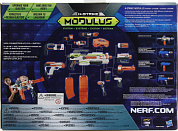 Hasbro Nerf <B1536> N-Strike Modulus Strike  &  Defend Upgrade Kit
