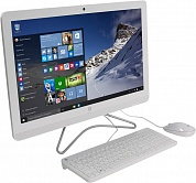 HP 24-e084ur All-in-One <2BW58EA#ACB> A9 9400/8/2Tb/DVD-RW/WiFi/BT/Win10/23.8""