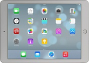 "Apple iPad Wi-Fi 32GB <MR7G2RU/A> Silver  A10/32Gb/WiFi/BT/iOS/9.7""Retina/0.469 кг"