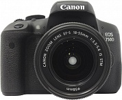 "Canon EOS 750D <EF-S 18-55 IS STM KIT> (24.2Mpx,29-88mm,3x,F3.5-5.6,JPG/RAW,SDXC,3.0"",WiFi,USB2.0,HDMI,Li-Ion)"