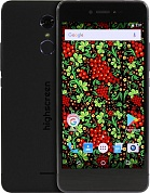 "Highscreen Fest Black (1.45GHz, 2Gb, 5"" 1280x720 AMOLED, 4G+WiFi+BT, 16Gb+microSD, 13Mpx)"