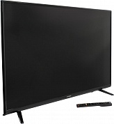 "43""   LED ЖК телевизор Hyundai H-LED43F402BS2 (1920x1080, HDMI, USB, DVB-T2)"