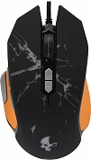 Jet.A Gaming Mouse <JA-GH21 Black&Orange> (RTL) USB 8btn+Roll