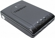 TRENDnet <TEW-655BR3G> Mobile Wireless N  Router  (WAN, USB, 150Mbps)