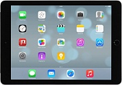 "Apple iPad Wi-Fi Cellular 128GB <MR722RU/A> Space Gray  A10/128Gb/4G/GPS/WiFi/BT/iOS/9.7""Retina/0.478 кг"