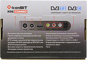 iconBIT COMBO <T2-1922K> (Full HD A/V Player, HDMI, RCA, USB2.0,  DVB-T/DVB-T2/DVB-C, ПДУ)
