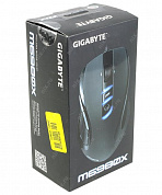 GIGABYTE Pro-laser Gaming Mouse GM-M6980X (RTL) USB 7btn+Roll